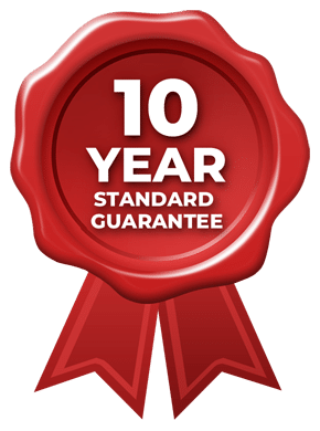 10 Year Standard Guarantee