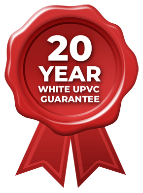 20 Year White UPVC Guarantee