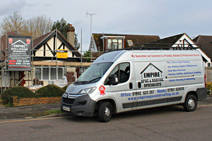 Roof Specialists | About Us | Empire UPVC and Roofing