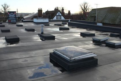 What Makes a Good Flat Roof?
