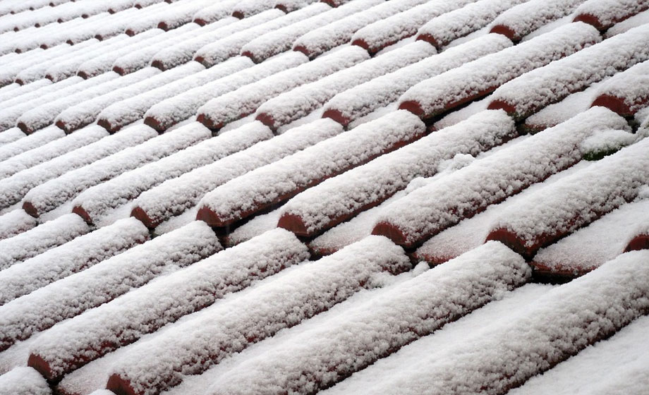 Taking Care of Your Roof in Winter