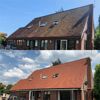 Roof Cleaning & Maintenance