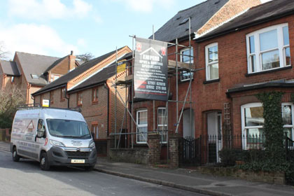 Roofing Services | Where We Work